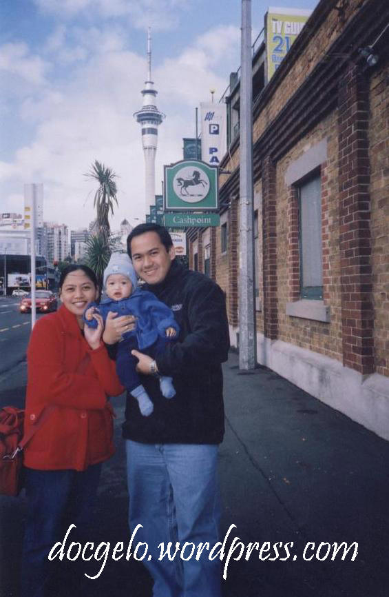 taken at Victoria Market, Downtown Auckland with SKY CITY TOWER at the background