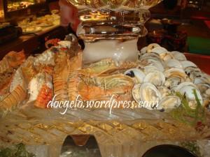 more of iodine & calcium-rich seafoods...