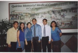 QMMC Post Graduate Medical Internship Program Graduation 2001 -2002
