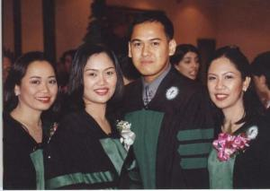 Drs. Fatz, Coni, Me & my sister-in-law Bibs