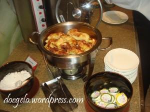 bibingka   a.k.a. rice cakes