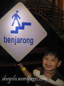 2nd pit stop : Benjarong, Dusit Thani's thai restaurant
