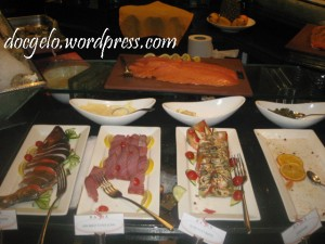 appetizers from Basix