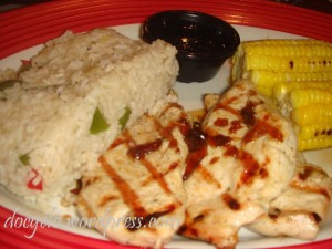 T.G.I. Friday's JACK DANIEL's CHICKEN