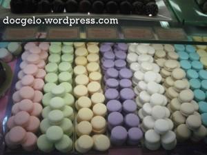 spectrum of colors & flavors