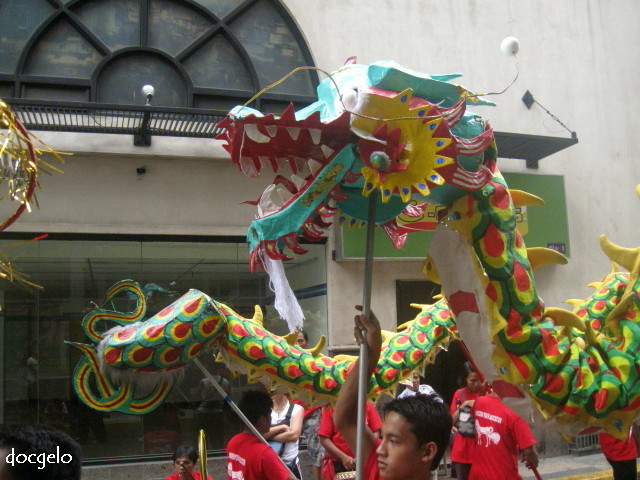 dragon dance 2010