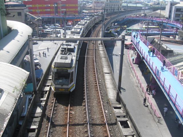 DOCGELO/LRT 1 EDSA / TAFT  STATION