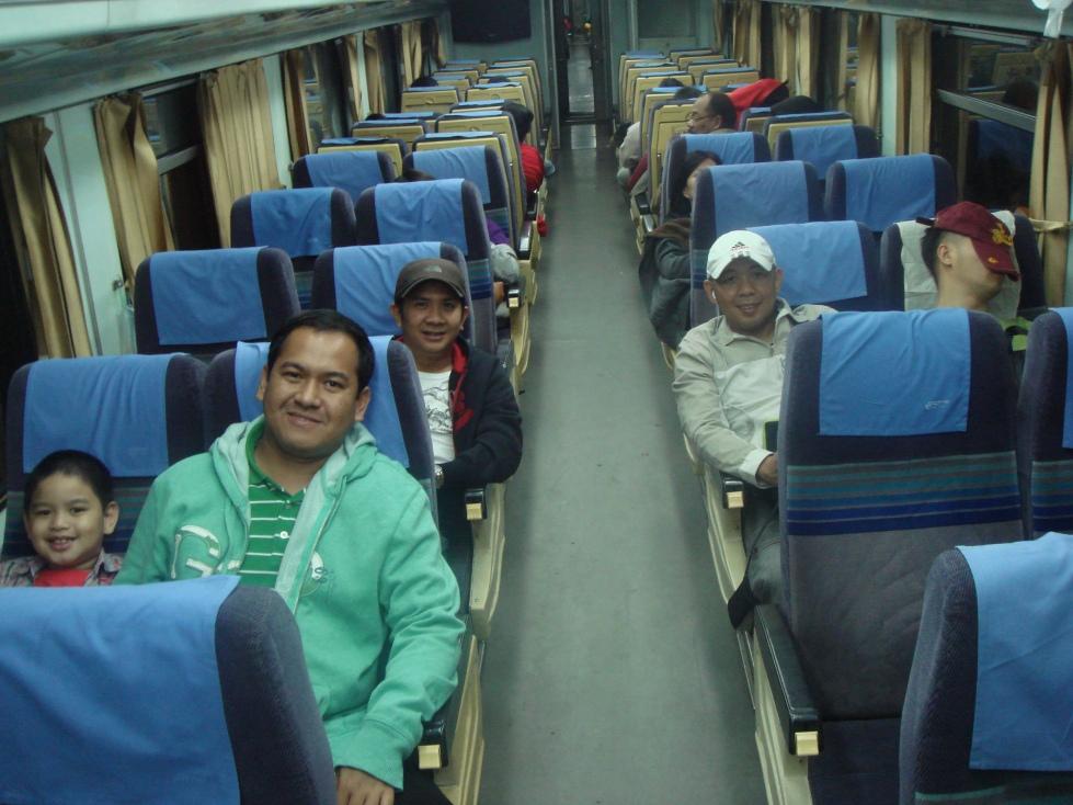 Hogwarts-bound este to Kuala Lumpur Sentral, Xmas 2010